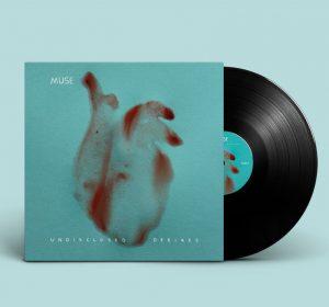 undisclosed desires muse vinyl